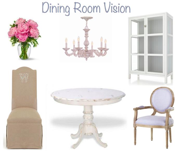 Dining Room Vision